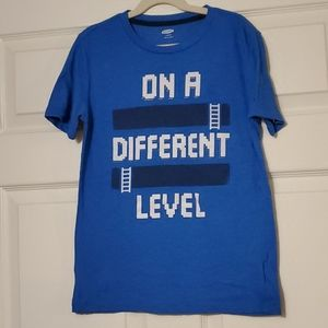 Different Level Tee
